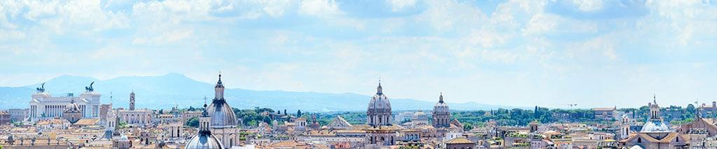 Italia vista aérea