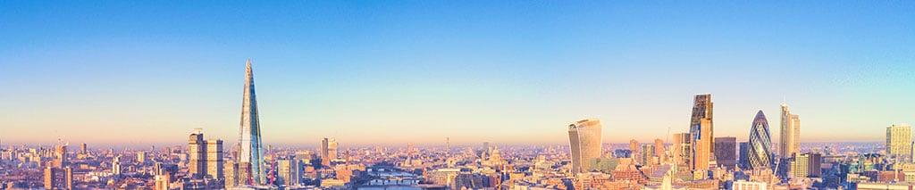 Reino Unido vistas city