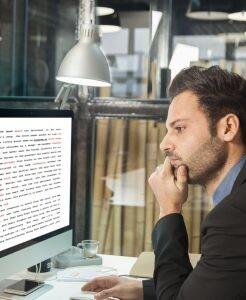 Copy writer o Editor