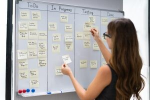 Experto en metodología Agile y Scrum